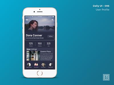Daily UI 006 design app ui sketchapp