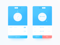 Daily UI / Day 003 & Timer