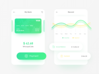 Daily UI / Day 004 & Banks