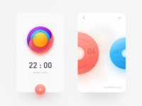 Daily UI / Day 008 & Colour Time