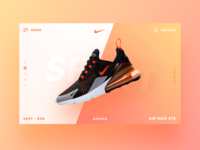 Daily UI / Day 009 & Sneakers