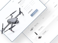 Daily UI / Day 010 & DJI Store