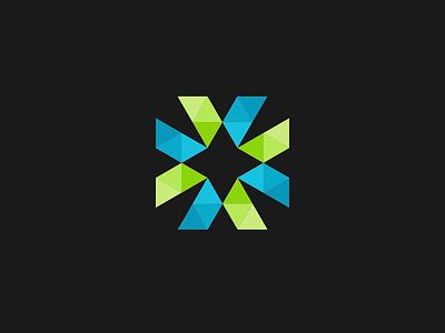 Brighty art app web type clean graphic design brand flat identity monogram ui ux typography illustration minimal icon vector logo design branding