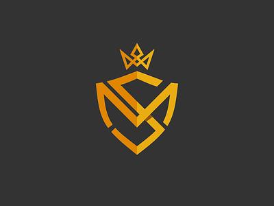 MS Monogram illustrator art web type clean graphic design brand flat identity monogram ux ui typography illustration minimal icon vector logo design branding