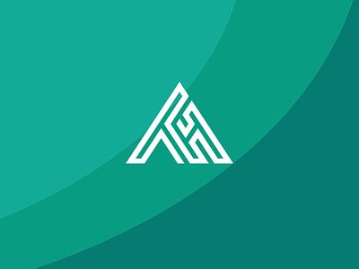 TH monogram apparel illustrator art type clean graphic design brand flat identity monogram ui ux typography illustration minimal icon vector logo design branding