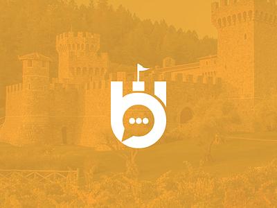 Bentengan art app web type clean graphic design brand flat identity monogram ui ux typography illustration minimal icon vector logo design branding