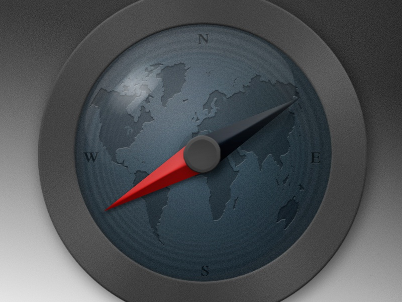 Safari icon icon psd full-layered