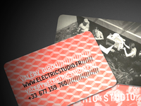 Electric Cards