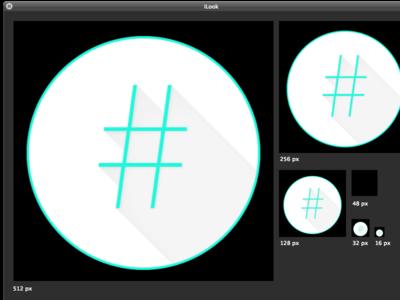 Dev Flat Icon