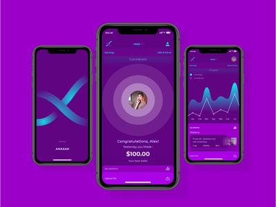 Contributor - UI Mobile App