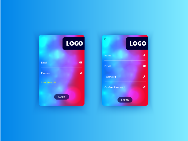 Login Ui Design mockup design creative login screen login form interface app webui appdesign uiux vector artwork ui design ui