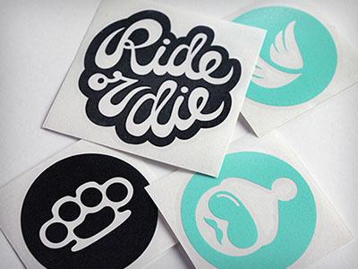 Stickers illustration