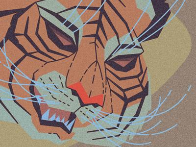 Kamasutra artbook tiger