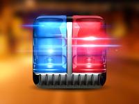ios Police icon