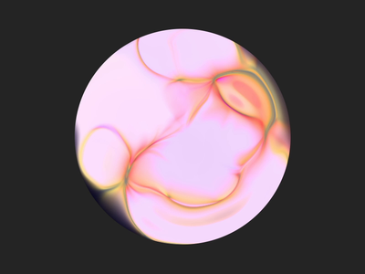 Wait, wait! It comes alive. particles origin evolution life organism microscope alien motion ae science biology bio landing animation survey cell health medicine healthcare