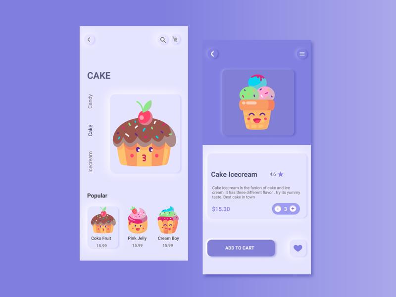Food App order food app store app design app ui android app branding ux ui