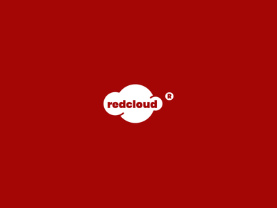 Red Cloud Logo Design