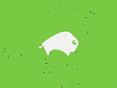 Buffalo Logo Design character graphic design brand web illustrator vector minimal logo identity icon flat design clean branding