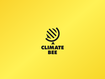 Climate Bee Logo Design