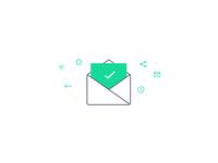 Successfully Send Icon