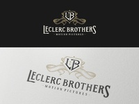 Leclerc Brothers Motion Pictures Logo