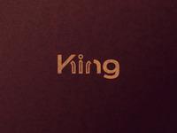 King (unused logo proposal)