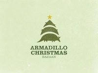 Armadillo Christmas (done w/Thinkspoon/Kendall Witherspoon)