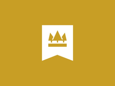 Tree Kings  tree king crown logo identity