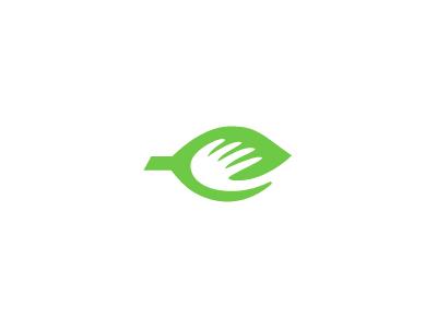 Eco Hand Logo