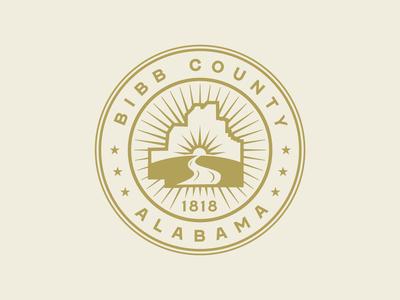 Bibb County Seal