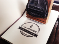 Siah Design Stamp