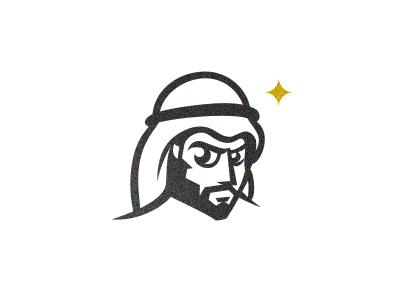 Arab guy character arabian face arab