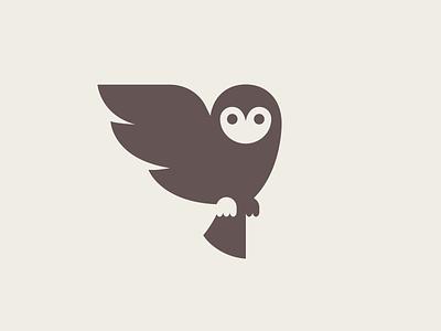 Smart and Curious mark logodesign logos logo owl owls