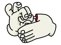 Finger Pulling Trick