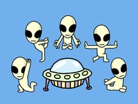 Alien Yoga
