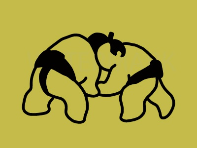 Sumo fighting