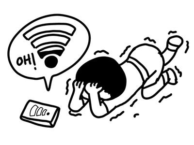 Life of no WiFi