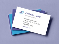 Polaris Tech Business Card Design