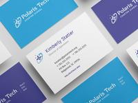 Polaris Tech Business Cards