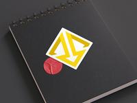 High-Tech Brand Sticker