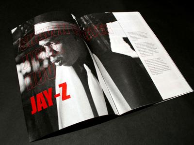 Jay-Z The Consumers Blueprint