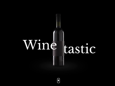 Wine trade first intro animation adobxd adobexd prototype wine trade website wine trade prototype wine trade animation ui ux web design animated
