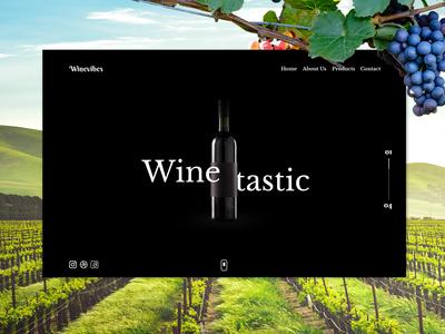 wine trade Website