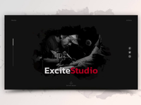 Tattoo Studio Prototype animation