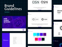 Open Science Network - Brand Guidelines