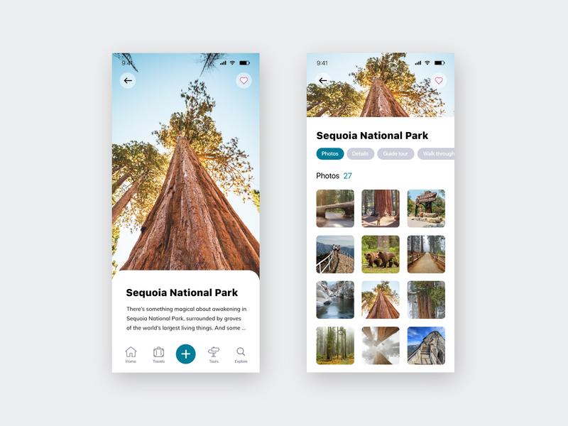 Travel platform minimalist photography ios dailyui itineraries road trip mobile design travel app ui design ui ux design