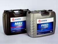 Syntix Packaging Design