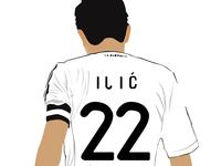 Captain of FC Partizan Belgrade