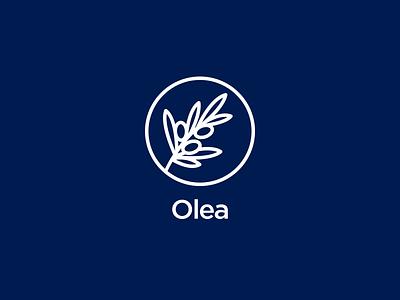 Olea restaurants navy mark logo olive palace kostadin identity food brvnd branch bm