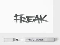 Freak sketch